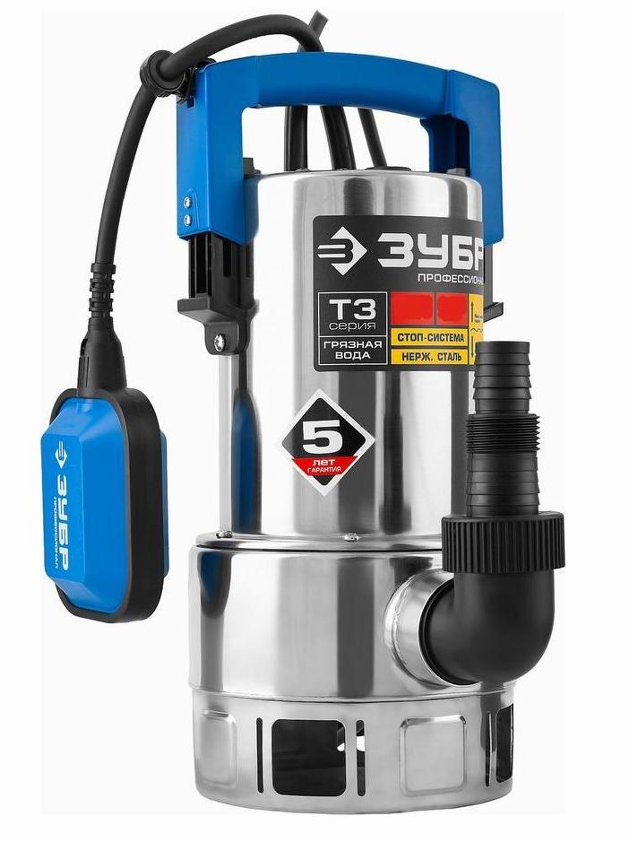 Насос погружной дренажный для грязной воды НПГ-Т3-1100-С