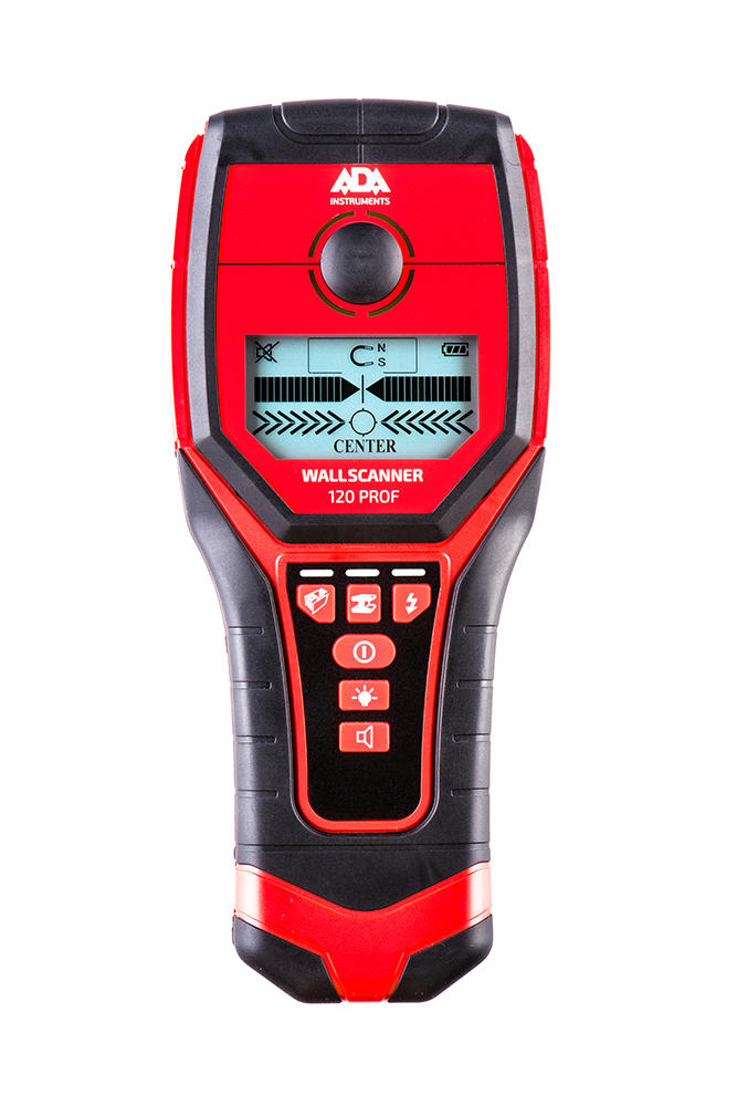 Цифровой детектор ADA Wall Scanner 120 PROF