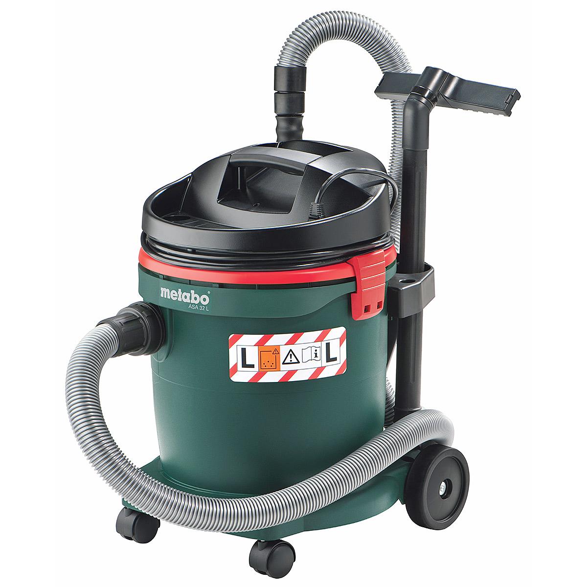 Промышленный пылесос METABO ASA 32 L
