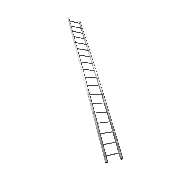 Лестница Алюмет одна секция 1х12