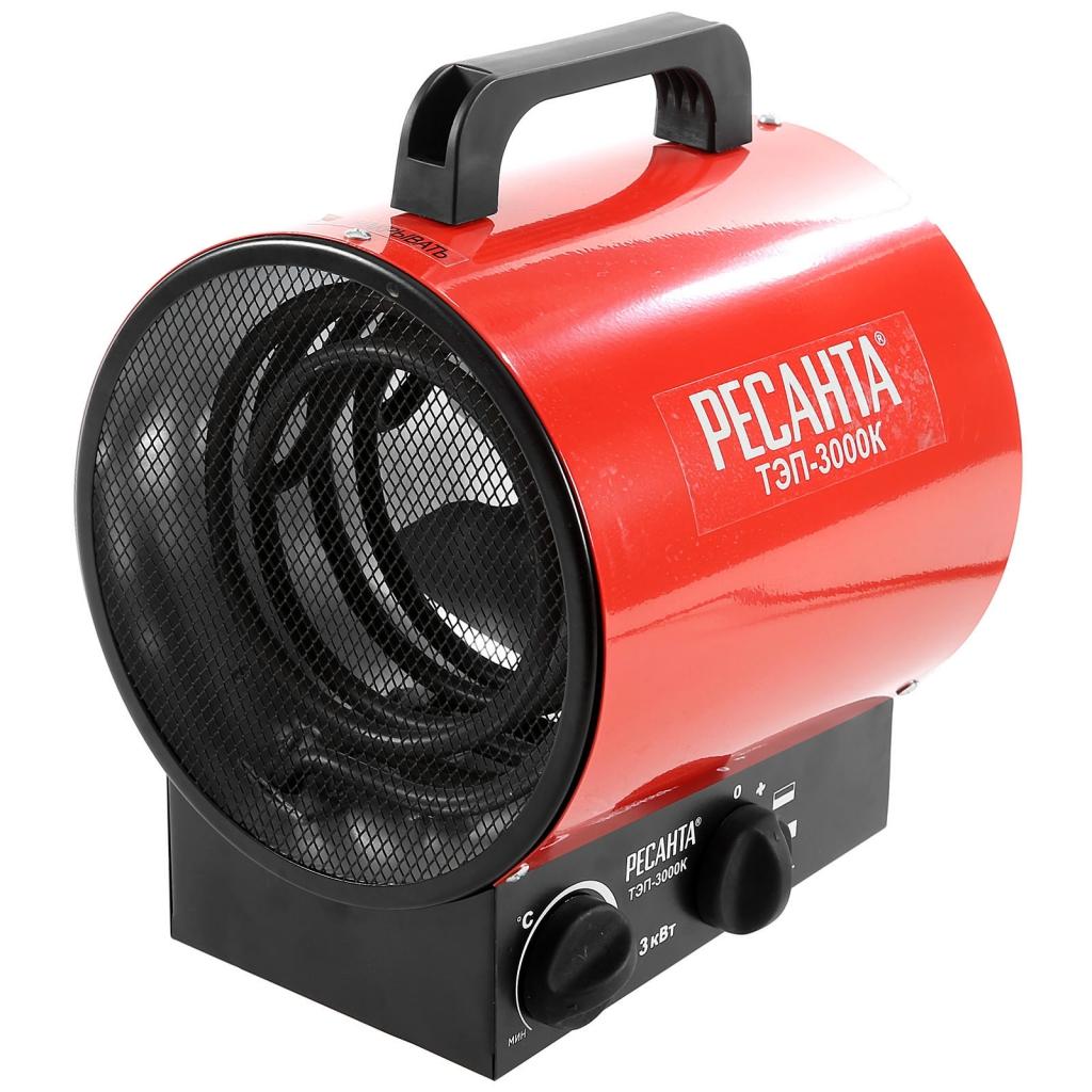 Тепловая электрическая пушка РЕСАНТА ТЭП-3000К