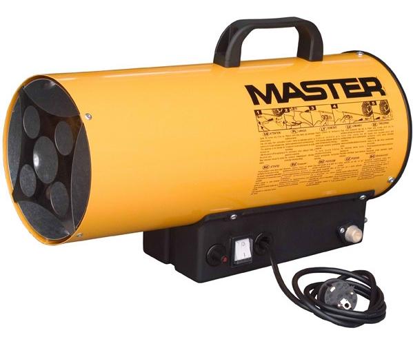 Тепловая пушка газовая MASTER BLP- 17M
