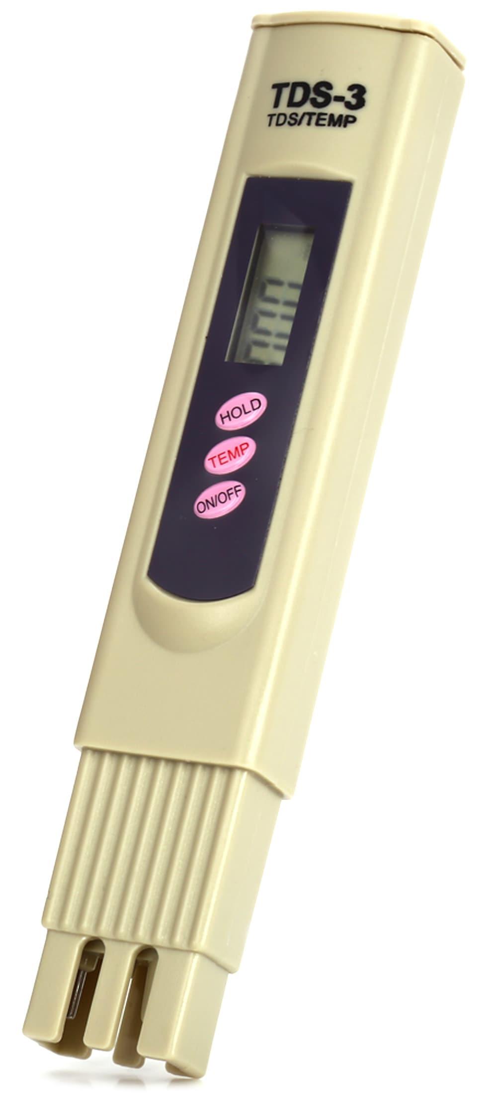 ТДС Метр (солемер) электронный - TDS-3