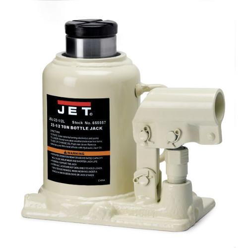 Домкрат гидравлический бутылочный JET 22,5 т JBJ-L