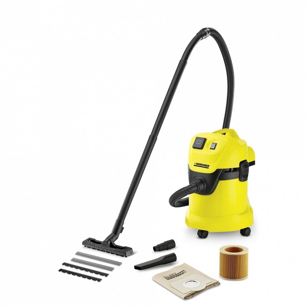 Промышленный пылесос Karcher WD 3 P Premium