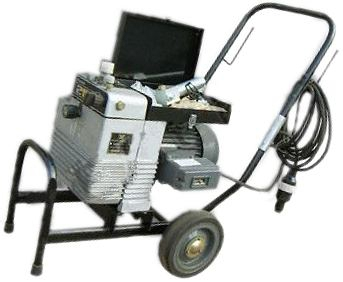 Окрасочный аппарат высокого давления Финиш 211-2 (220в)
