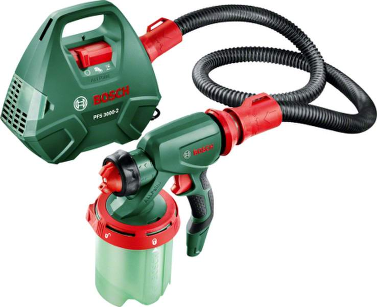 Краскораспылитель краскопульт электрический Bosch PFS 3000-2