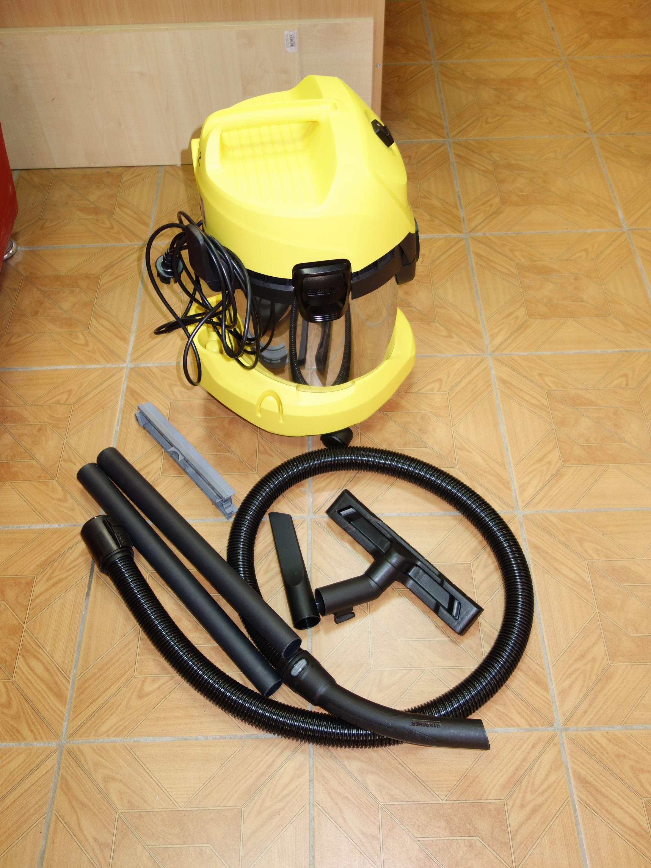 Промышленный пылесос Karcher MV 3 Premium