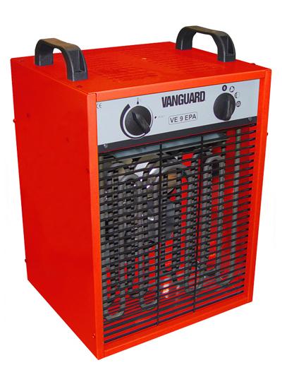 Тепловая электрическая пушка Vanguard VE 9ECA
