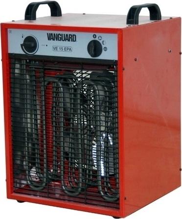 Тепловая электрическая пушка Vanguard VE 15EPA