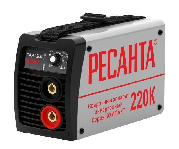 Сварочный инвертор Ресанта САИ220К