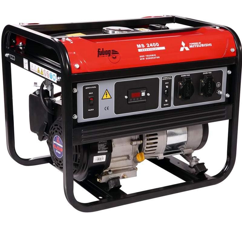 Генератор бензиновый Fubag MS2400 2,4 кВт
