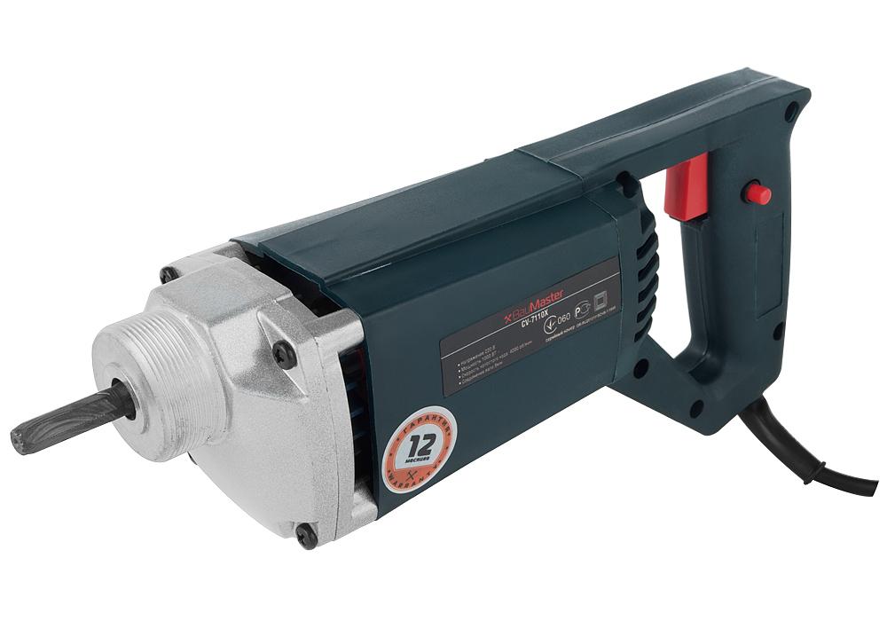 Вибратор глубинный BauMaster CV-7110X