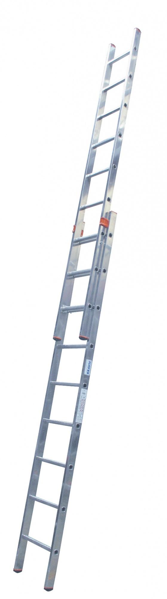 Лестница-стремянка двухсекционная KRAUSE MONTO Dubilo 2x12
