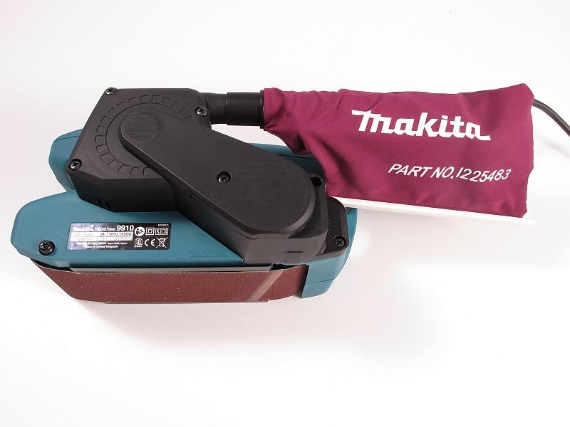 Машина шлифовальная ленточная Makita 9910