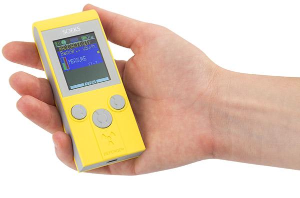 Дозиметр СОЭКС Defender измеритель радиации