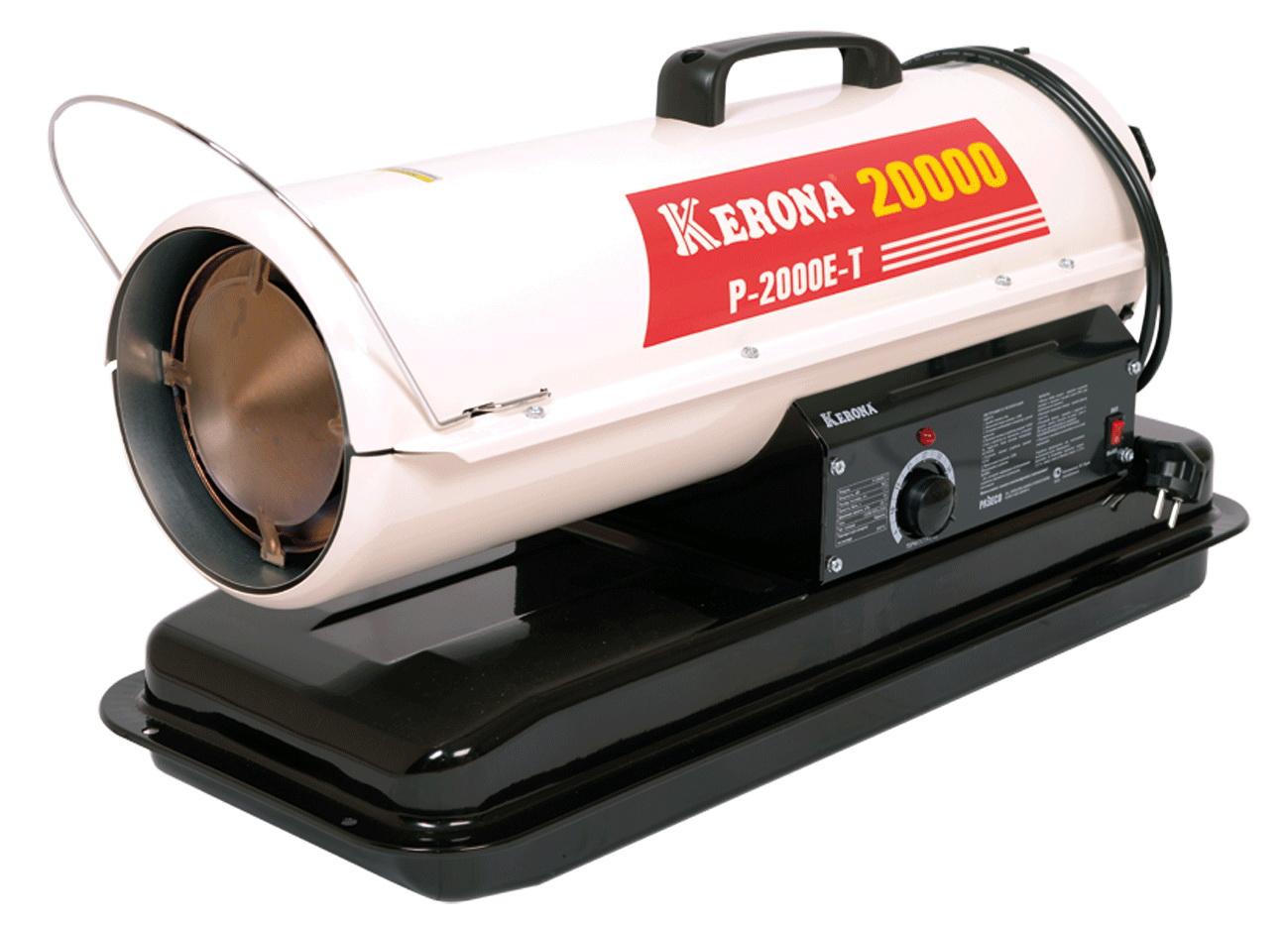 Тепловая пушка дизельная Kerona P-2000E-T