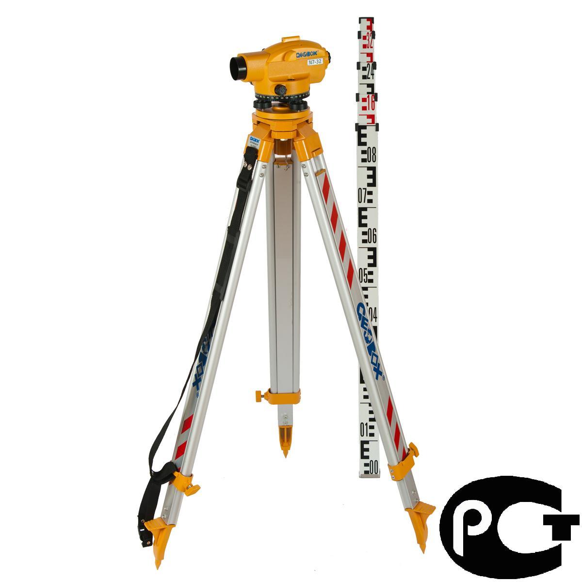 Оптический нивелир Geobox N7-26