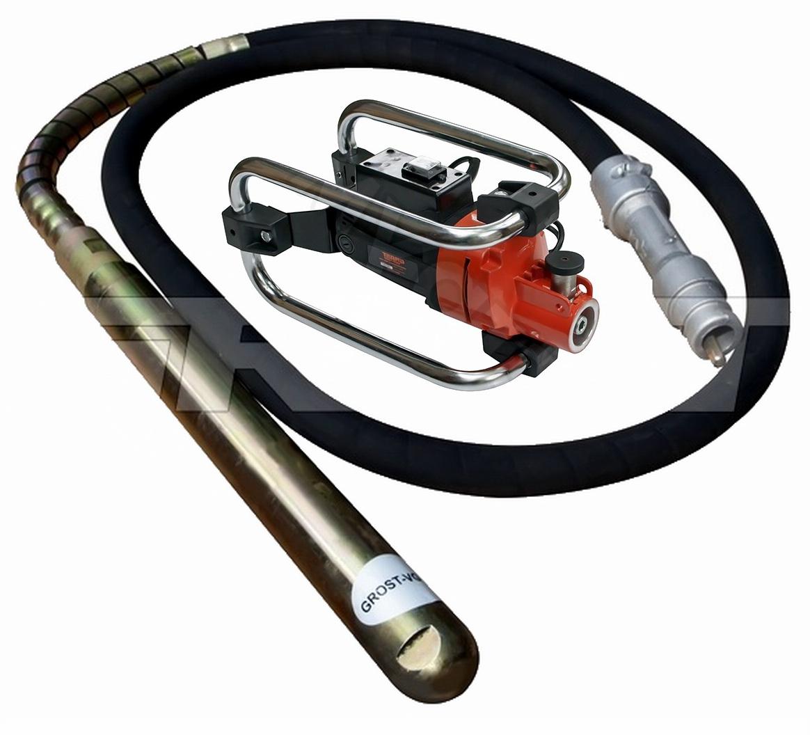 Вибратор глубинный Grost VGP 1500